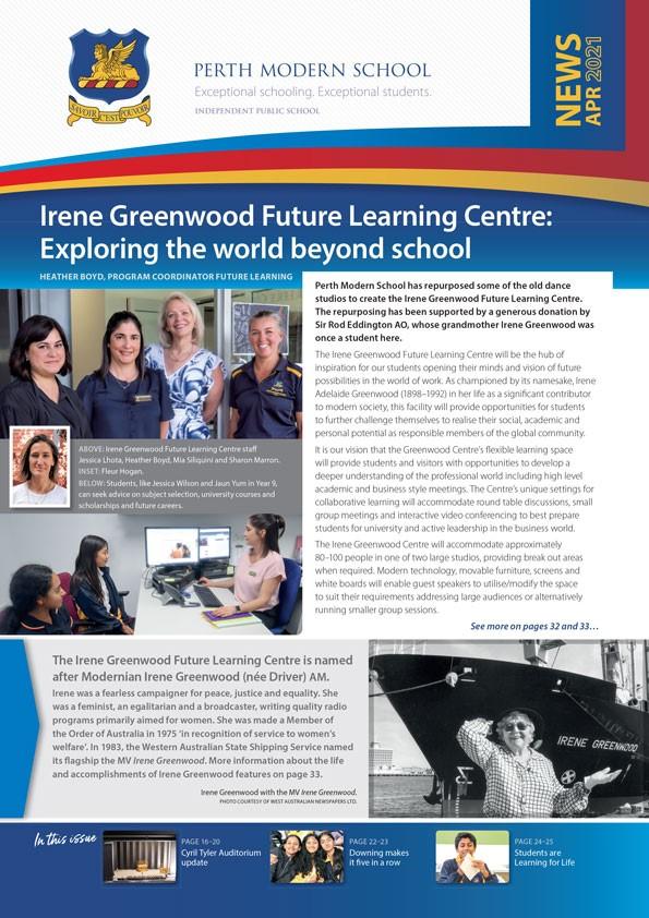 PerthModernSchool_news_Apr21-cover (1)